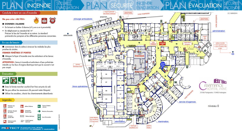 Plan Du0027évacuation Hôpital, Clinique, Maison De Retraite, EPAHDu2026